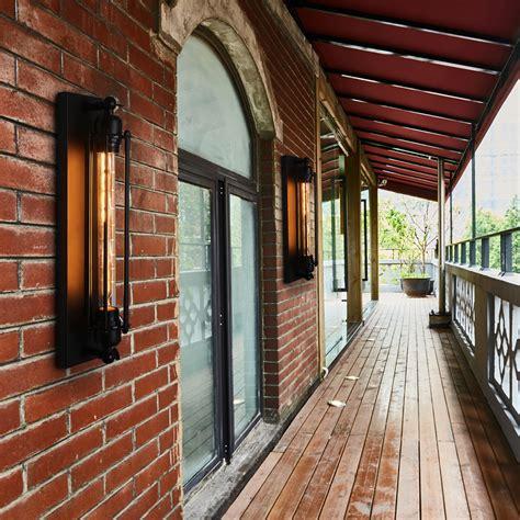 étagère Murale Industrielle Applique Murale Loft Vintage D 233 Coindustriel