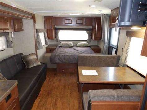forest river rockwood ks front queen bed rear bath travel trailer