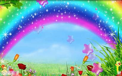 Rainbow Unicorn Wallpapers Backgrounds Wallpaperaccess