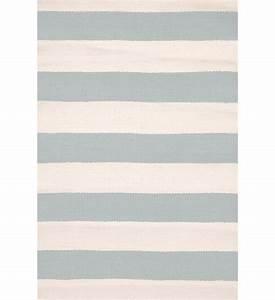Teppich Schwarz Weiß Gestreift : teppich blau wei gestreift flachgewebe teppich grau blau gestreift 120 x 170 ladeco teppich ~ Indierocktalk.com Haus und Dekorationen