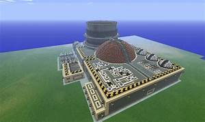 Power Plant  Reactor  Minecraft Project