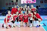 2019女排世联赛土耳其女排3-0击败美国_中国排协官网