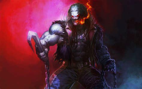 Lobo, Comics, DC Comics, Fantasy Art Wallpapers HD