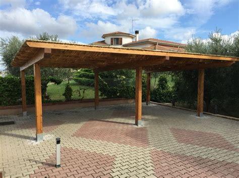 tettoia per esterno tettoia per auto con copertura in canne di bamb 249
