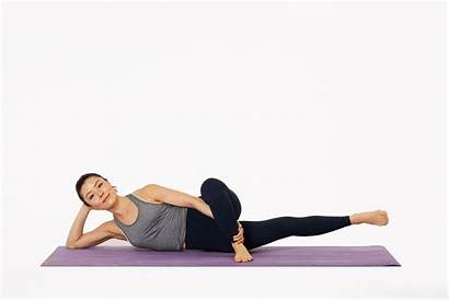 Thigh Inner Exercise Lifts Pilates Workout Lift