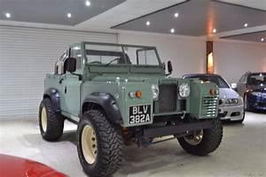 Land Rover Serie 1 : used 1959 land rover defender series 2 body for sale in worcester pistonheads ~ Medecine-chirurgie-esthetiques.com Avis de Voitures