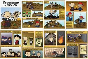 Comic de la independencia de México Educación Primaria