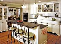 cottage style kitchens Cottage Kitchens: Flooring | gjconstructs