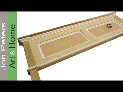 build  simple headboard  plans youtube