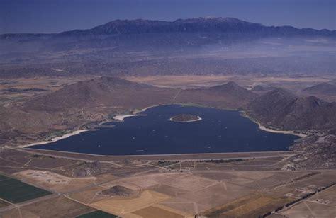 Lake Perris - Water Education Foundation