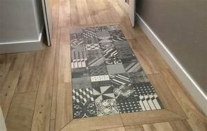 carreaux du ciment 5 inspiration style campagne With parquet carreau de ciment
