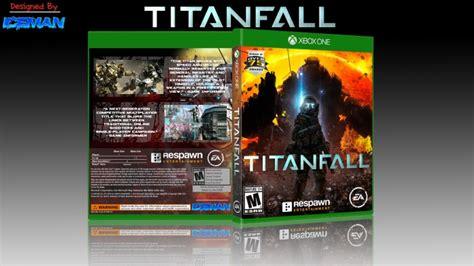 titanfall xbox  box art cover  iceman
