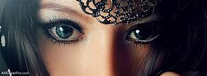 Beautiful Girls Eyes Cover Photos For Facebook Timeline