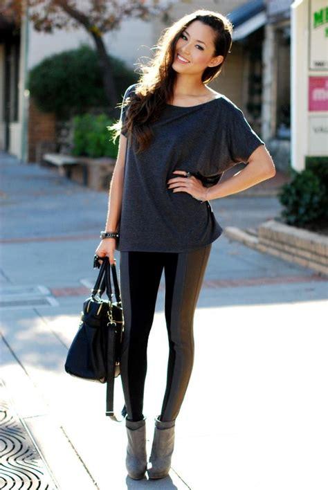 How to Wear Leggings u2013 Glam Radar