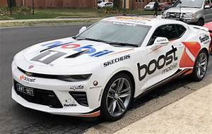 Chevrolet Camaro To Race In Supercars In 2020 GM Authority