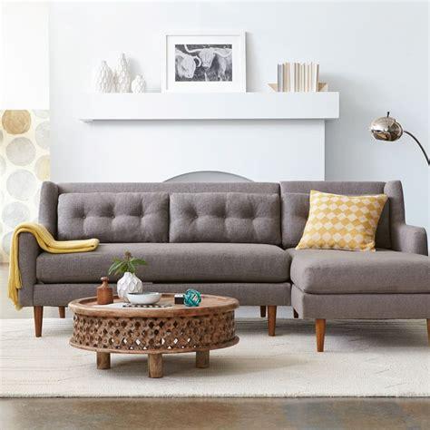 West Elm Crosby Sofa by Crosby Sectional West Elm Uk