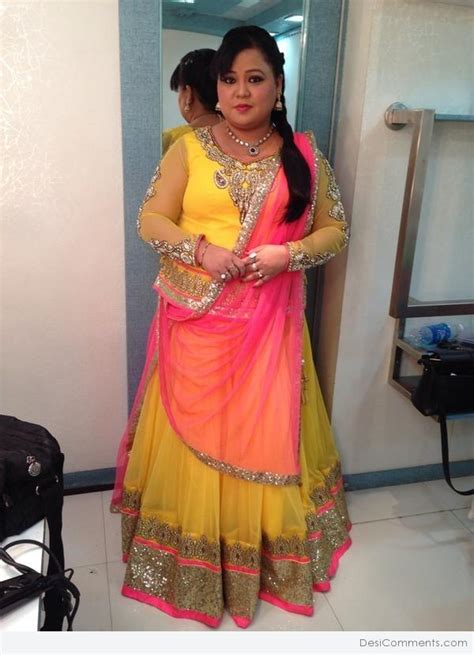 Plus Size Dresses Ideas to Steal from Bharti Singh ...
