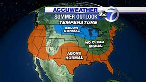 The 2014 Summer forecast from AccuWeather | abc7ny.com