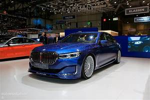 Bmw Alpina B7 : facelifted alpina b7 looks blue in geneva autoevolution ~ Farleysfitness.com Idées de Décoration