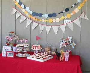 Decoration Pour Anniversaire : 39 best d co de f te anniversaire images on pinterest birthdays party ideas and bricolage ~ Preciouscoupons.com Idées de Décoration