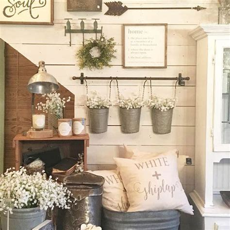 Mason jar wall lanterns from a southern fairy tale. 48 Best Rustic Wall Decor Ideas - artmyideas