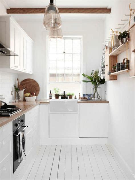 53 Wohnideen Küche Für Kleine Räume  Wie Gestaltet Man