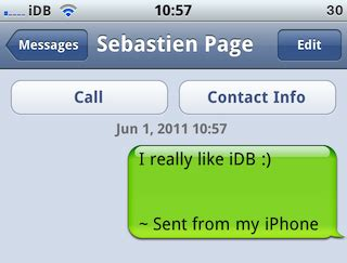 iphone text signature new app lets you add a signature to your text messages