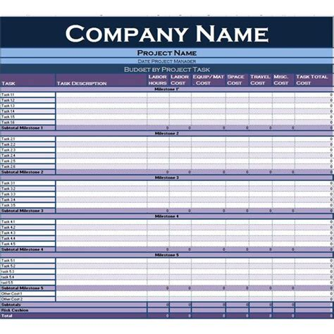 Www.moneyaftergraduation.com as already mentioned tomorrow, you are able to control your financial plan and create budget targets by creating it. Use This Excel Project Budget Template to Simplify Your ...