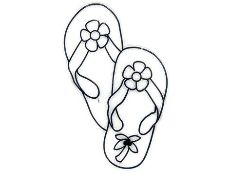 Flip Flops Drawing At Getdrawings.com