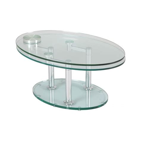bureau table verre deco table basse en verre maison design wiblia com