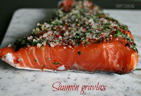 cuisine suedoise saumon gravlax cooking