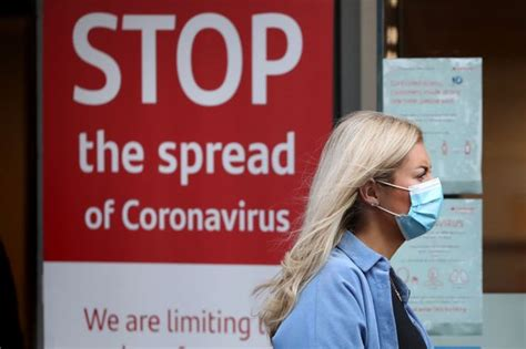 The area of Surrey with coronavirus infection rate higher ...
