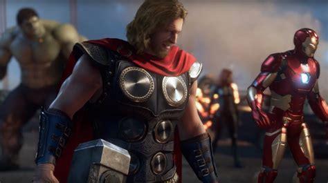 E3 2019 - Los Avengers se juntan en la conferencia de ...