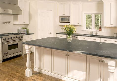 kitchen island counters soapstone portfolio fox marble