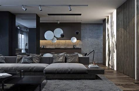 Eclectic Bachelor Retreat by 100 Bachelor Pad Wohnzimmer Ideen F 252 R M 228 Nner Maskulin