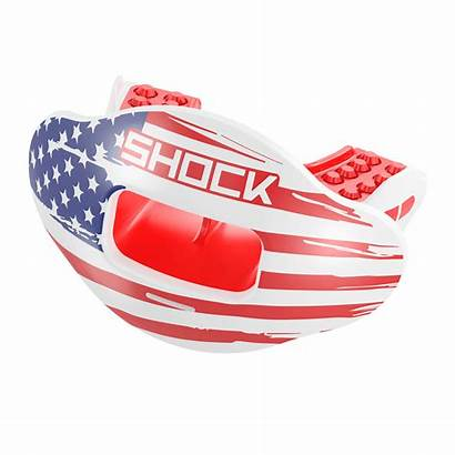 American Airflow Guard Doctor Football Flag Shock
