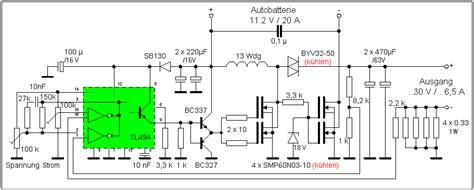Converter Circuit Adjustable
