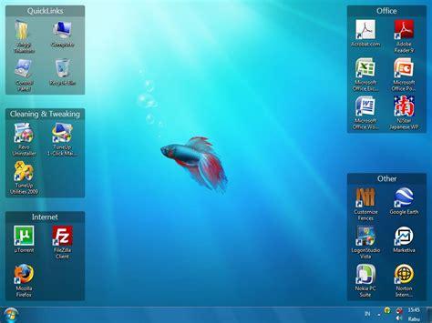 plus d icones sur le bureau classez les icônes de votre bureau