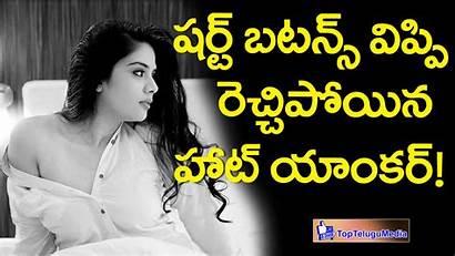Srimukhi Anchor Latest Photoshoot