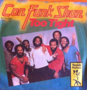 Con Funk Shun - Too Tight (1980, Vinyl) | Discogs