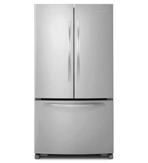 kitchen aid refrigerator kbfs25ewwh kitchenaid