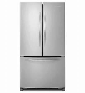 kbfs25ewwh kitchenaid With kitchenaid architect ii refrigerator