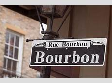 Bourbon Street in New Orleans Bars, Clubs & Live Music