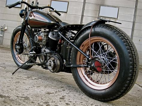 Custom Old School Su Base Harley Davidson