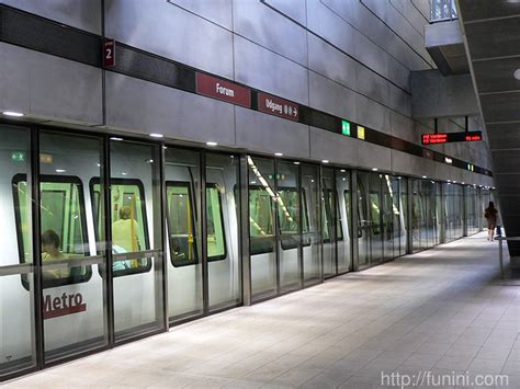 Metro Stations: funini.com