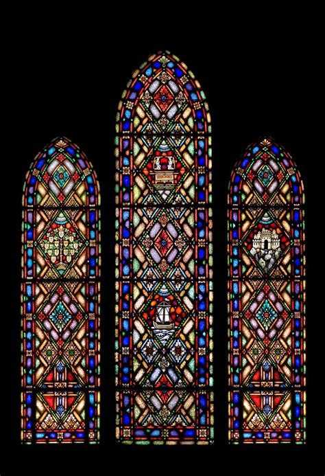 stained glass ls st windows