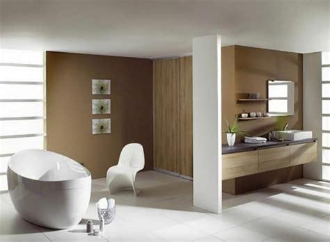 salle de bain moderne pour une matin 233 e coquette design feria