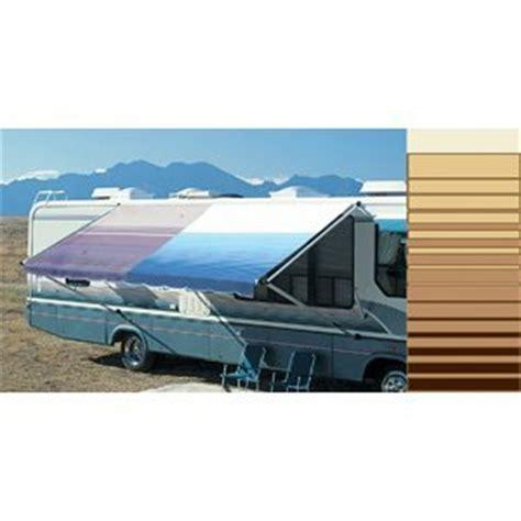 rv awning fabric a e awning replacement fabric rainwear