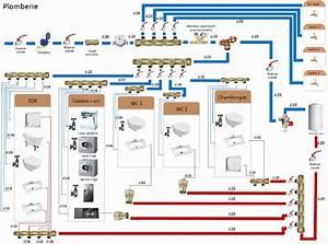 Schema Installation Plomberie Maison : sch ma plomberie d 39 une maison ~ Voncanada.com Idées de Décoration
