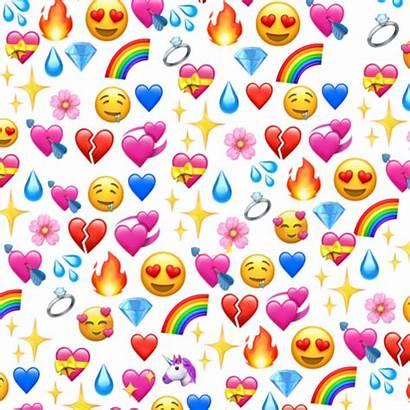 Emoji Hearts Heart Aesthetic Emotions Meme Rainbow